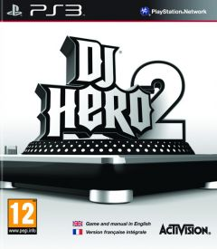 Jaquette de DJ Hero 2 PlayStation 3
