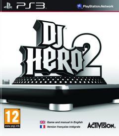 Jaquette de DJ Hero 2 PlayStation 3