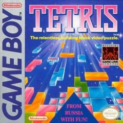 Jaquette de Tetris Game Boy