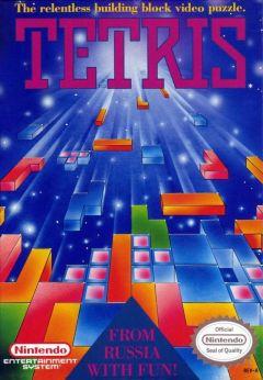 Jaquette de Tetris NES