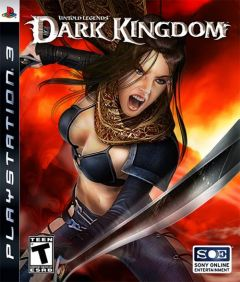 Jaquette de Untold Legends : Dark Kingdom PlayStation 3