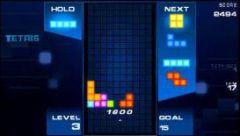 Jaquette de Tetris PSP