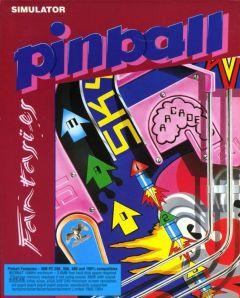 Jaquette de Pinball Fantasies PC