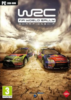 Jaquette de World Rally Championship 2010 PC