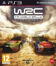 Jaquette de World Rally Championship 2010 PlayStation 3