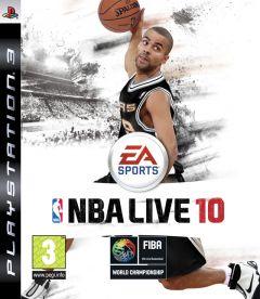 Jaquette de NBA Live 10 PlayStation 3