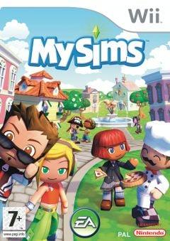 Jaquette de MySims Wii