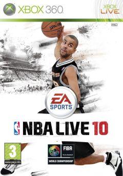 Jaquette de NBA Live 10 Xbox 360