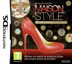 Jaquette de La Maison du Style DS