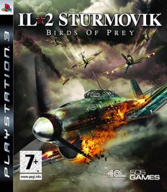 Jaquette de IL-2 Sturmovik : Birds of Prey PlayStation 3