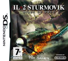 Jaquette de IL-2 Sturmovik : Birds of Prey DS