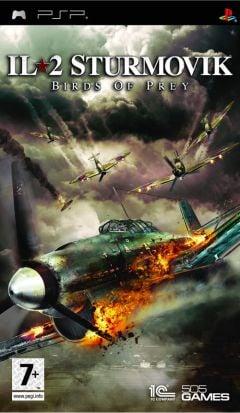 Jaquette de IL-2 Sturmovik : Birds of Prey PSP