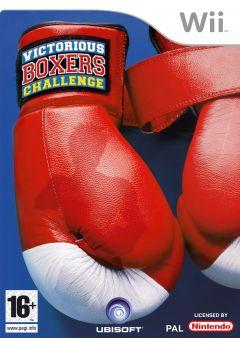 Jaquette de Victorious Boxers Challenge Wii