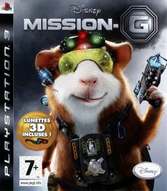 Jaquette de Mission-G PlayStation 3
