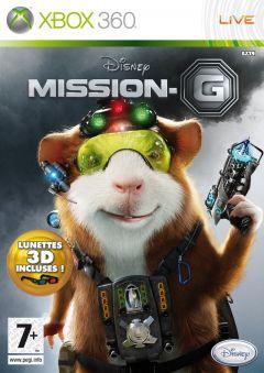 Jaquette de Mission-G Xbox 360