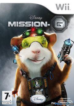 Jaquette de Mission-G Wii