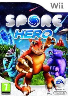Jaquette de Spore Hero Wii