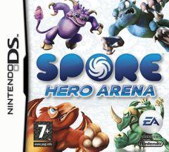 Jaquette de Spore : La Bataille des Héros DS