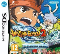 Jaquette de Inazuma Eleven 2 : Tempête de Glace DS
