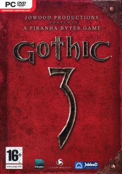 Jaquette de Gothic 3 PC