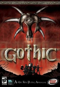 Jaquette de Gothic (original) PC