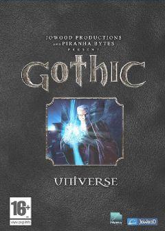 Jaquette de Gothic Universe PC