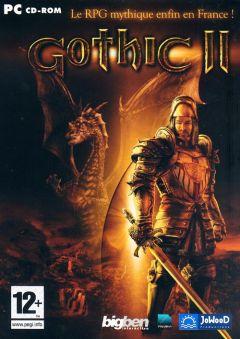 Jaquette de Gothic II PC
