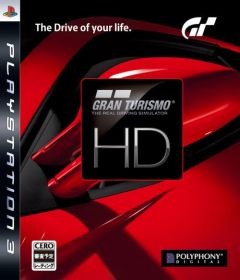 Jaquette de Gran Turismo HD Concept PlayStation 3