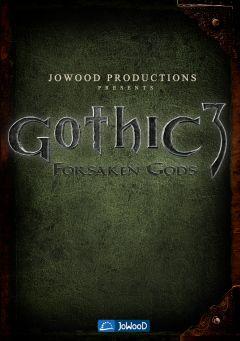Jaquette de Gothic 3 : Forsaken Gods PC