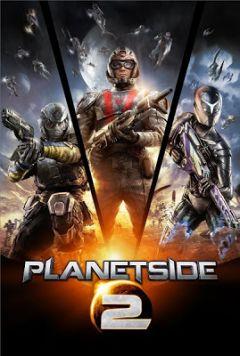 Jaquette de PlanetSide 2 PC