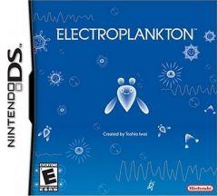 Jaquette de Electroplankton DS