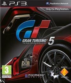 Jaquette de Gran Turismo 5 PlayStation 3