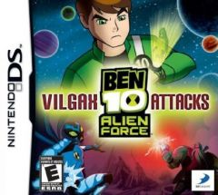 Jaquette de Ben 10 : Alien Force Vilgax Attacks DS