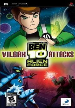 Jaquette de Ben 10 : Alien Force Vilgax Attacks PSP