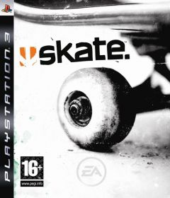 Jaquette de Skate PlayStation 3