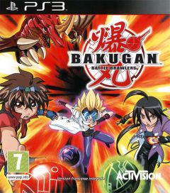 Jaquette de Bakugan : Battle Brawlers PlayStation 3