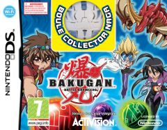Jaquette de Bakugan : Battle Brawlers DS