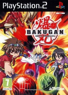 Jaquette de Bakugan : Battle Brawlers PlayStation 2