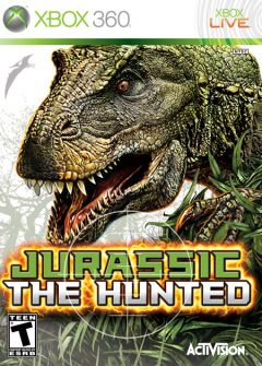 Jaquette de Jurassic The Hunted Xbox 360