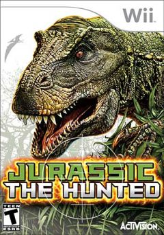 Jaquette de Jurassic The Hunted Wii