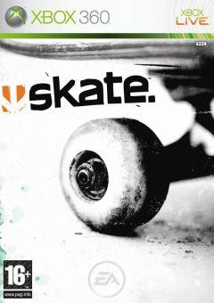 Jaquette de Skate Xbox 360