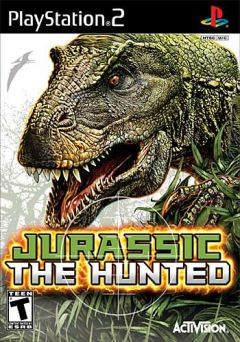 Jaquette de Jurassic The Hunted PlayStation 2