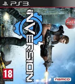 Jaquette de Inversion PlayStation 3