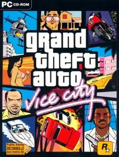 Jaquette de Grand Theft Auto : Vice City PC