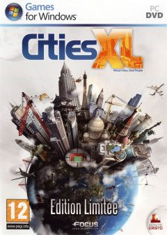 Jaquette de Cities XL PC