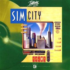 Jaquette de SimCity (Original) PC