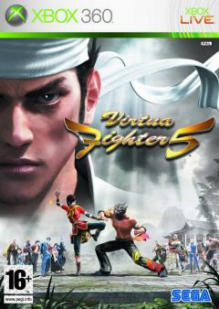 Jaquette de Virtua Fighter 5 Xbox 360