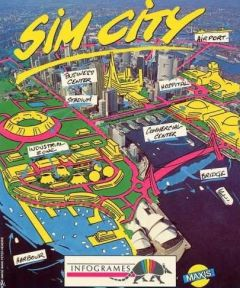 Jaquette de SimCity (Original) Mac