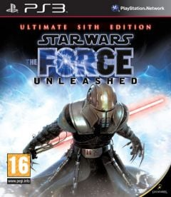 Jaquette de Star Wars : Le Pouvoir de la Force - Ultimate Sith Edition PlayStation 3