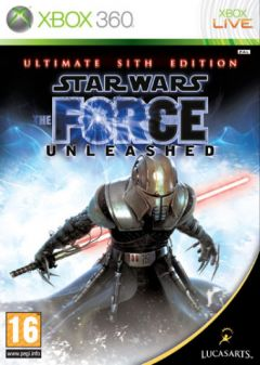 Jaquette de Star Wars : Le Pouvoir de la Force - Ultimate Sith Edition Xbox 360